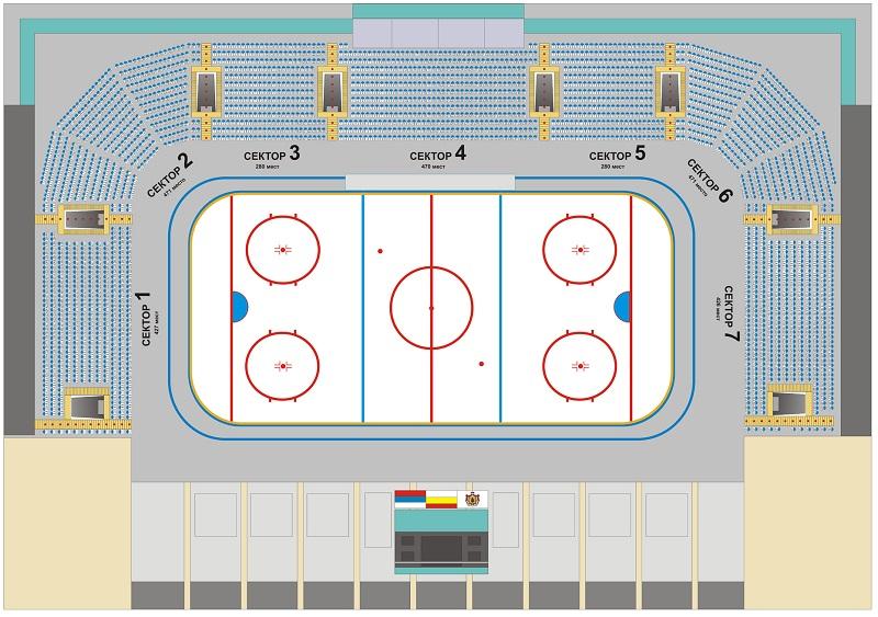 Фото схемы мест дворце спорта